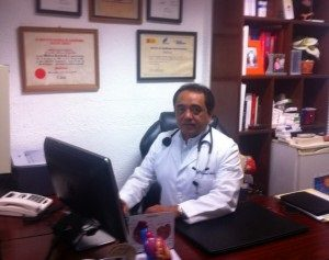 Dr. Josué N. Cauich Segovia